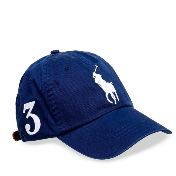 6c0038c1ccb2f Polo Ralph Lauren Chino Baseball Cap